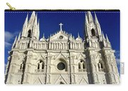 Cathedral In El Salvador Carry-all Pouch