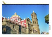 Cathedral In Puebla, Mexico Carry-all Pouch