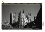 Cathedral Of Canterbury Carry-all Pouch
