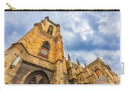 Cathedral Of Colmar, Alsace,france Carry-all Pouch