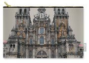 Cathedral Of Santiago De Compostela Carry-all Pouch by Jasna Buncic