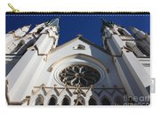 Cathedral Of St John The Babtist In Savannah Carry-all Pouch