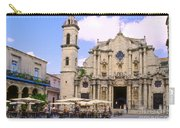 Cathedral Of The Virgin Mary Of The Immaculate Conception Carry-all Pouch