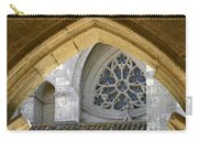 Cathedral On The Saint James Path  Carry-all Pouch