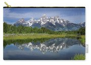 Grand Teton Reflections Carry-all Pouch