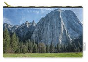 Cathedral Rock And Spires Carry-all Pouch