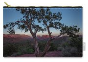 Cathedral Rock Carry-all Pouch by Gary Lengyel