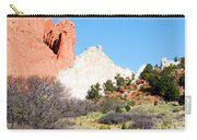 Cathedral Rock In Garden Of The Gods Park Carry-all Pouch