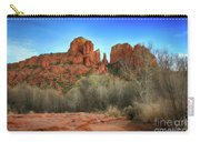 Cathedral Rock In Sedona Carry-all Pouch