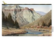 Cathedral Rock John Day River Carry-all Pouch