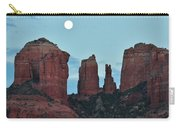 Cathedral Rock Moon 081913 E2 Carry-all Pouch