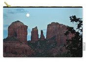 Cathedral Rock Moon 081913 G Carry-all Pouch