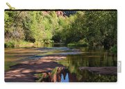Cathedral Rock Of Sedona Carry-all Pouch
