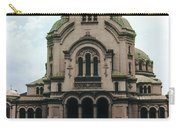 Cathedral Saint Alexandar Nevski Carry-all Pouch