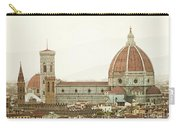 Cathedral Santa Maria Del Fiore At Sunset, Florence. Carry-all Pouch