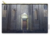 Cathedral Side Door Orvieto Italy Carry-all Pouch