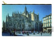 Cathedral, Spain Carry-all Pouch