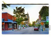 Cathedral Square Gallery On Dauphin Street Mobile Carry-all Pouch