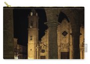Cathedral Square Havana Cuba Carry-all Pouch