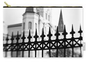 Catheral Basilica - Bw Carry-all Pouch