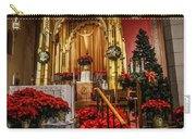 Catholic Christmas Carry-all Pouch