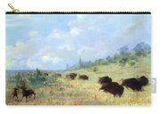 Catlin: Elk & Buffalo Carry-all Pouch