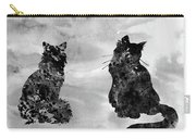 Cats-black Carry-all Pouch