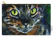 Cats Eyes 16 Carry-all Pouch