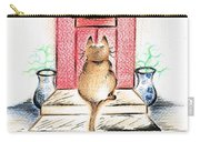 Cat's Welcome Motel Carry-all Pouch