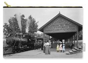 Catskill Railroad Carry-all Pouch