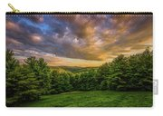 Catskill Sunset Carry-all Pouch