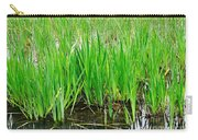 Cattail Green Carry-all Pouch