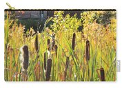 Cattails And Barn Carry-all Pouch