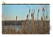 Cattails At Skymount Pond Pa Carry-all Pouch