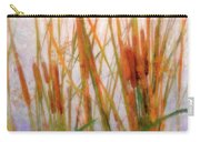 Cattails By The Lake Carry-all Pouch