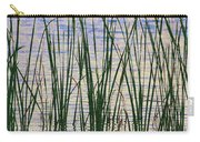 Cattails In The Lake Carry-all Pouch