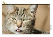 Cattitude Carry-all Pouch