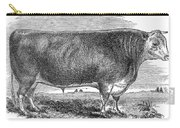 Cattle, C1880 Carry-all Pouch
