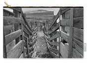 Cattle Chute Carry-all Pouch