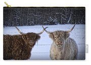 Cattle Cousins Carry-all Pouch
