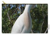 Cattle Egret Pose Carry-all Pouch