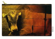 Cattle In Sunny Texas Carry-all Pouch
