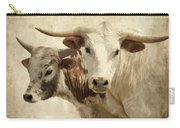 Cattle Steers Carry-all Pouch