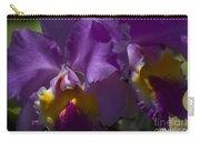 Cattleya Orchid Garden Of Eden Maui Carry-all Pouch
