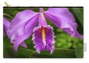 Cattleya Purpurata Carry-all Pouch