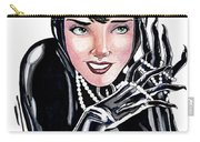 Catwoman- Markers Carry-all Pouch