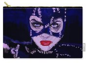 Catwoman Michelle Pfeiffer Burton Carry-all Pouch