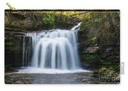 Cauldron Falls,west Burton, North Yorkshire. Carry-all Pouch
