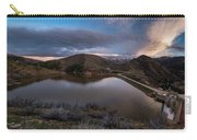 Causey Spring Sunset Carry-all Pouch