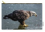 Cautious Eagle Carry-all Pouch